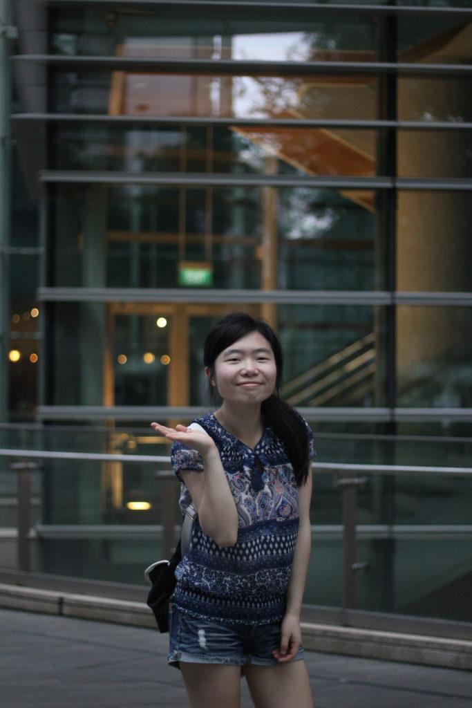 Jessy Xie, University of British Columbia, Vancouver (Canada)
