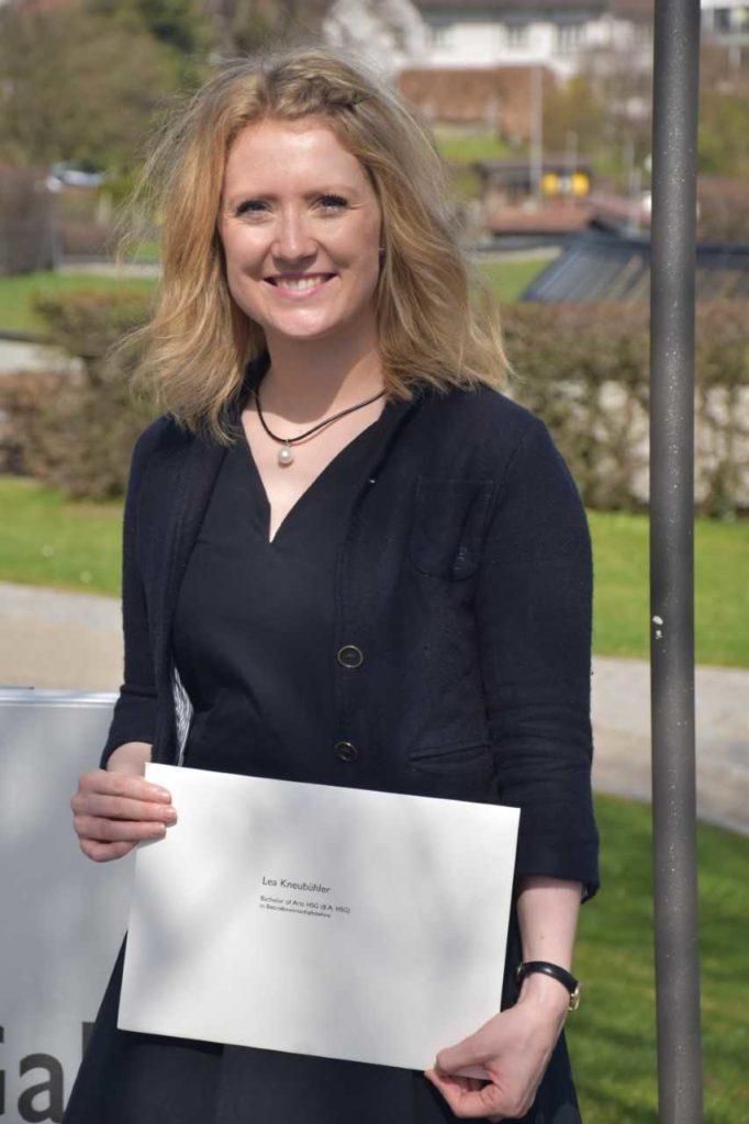 Lea Ursula Kneubuehler, University of St. Gallen (Switzerland)